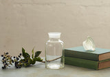 Wide Mouth Apothecary Jar - Clear