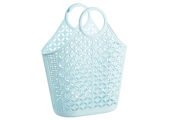 Sun Jellies Atomic Tote Bag - Blue