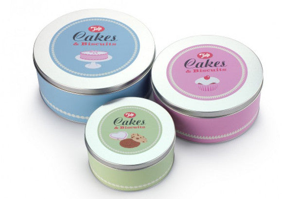 Tala Cake Tin - Set of 3