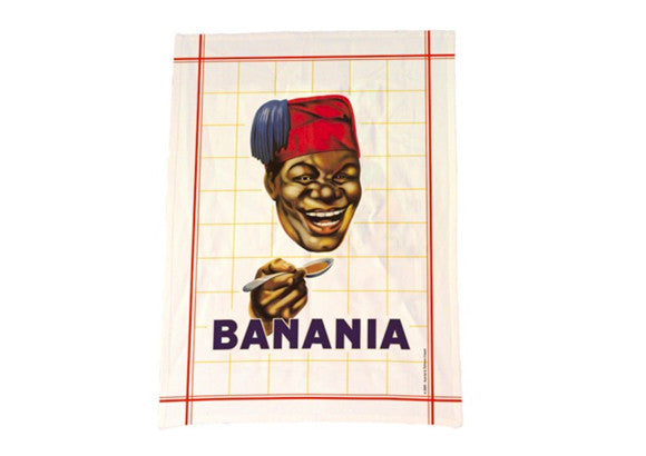 Tea Towel - Banania