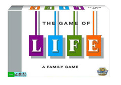 The Game Of Life - 1960 First Classic Edition
