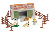 Miniature Farmyard Animals Set