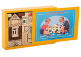 Traditional Wooden Building Blocks Set