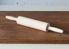 Traditional Wooden Rolling Pin