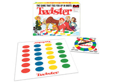 Classic Twister Game - 1960's version
