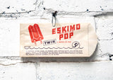 Vintage Eskimo Pop Bag