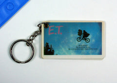 Vintage E.T. The Extra-Terrestrial Key Ring