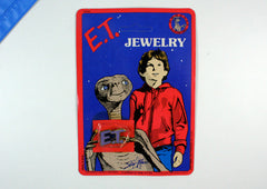 Vintage ET The Extra-Terrestrial Jewelry Stick Pin/Badge