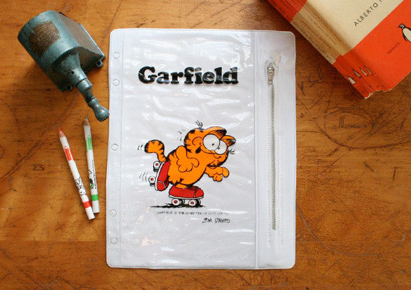 Vintage Garfield Pencil Case