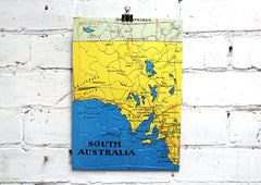 Vintage South Australia Jigsaw Puzzle