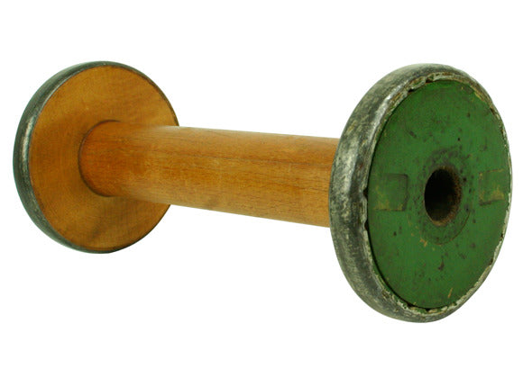Industrial Bobbin Wool Reel - Green