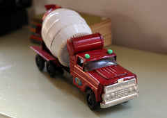 Vintage Tin Cement Mixer Truck