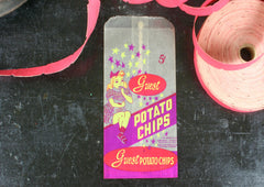Vintage Potato Chip Bag