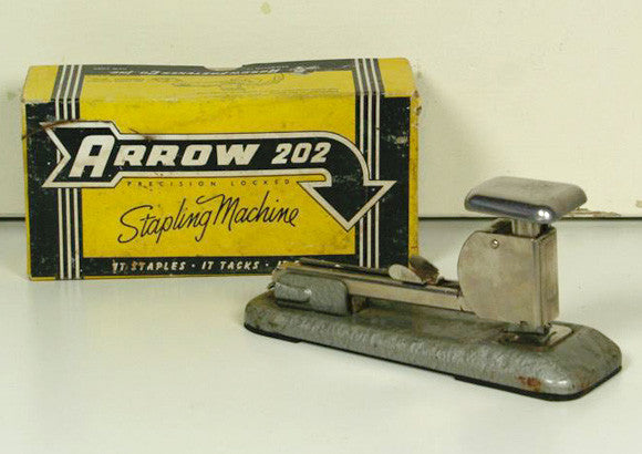 Vintage Arrow 202 Stapler