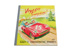 Vintage Voyage Surprise! Illustrated Children's Book