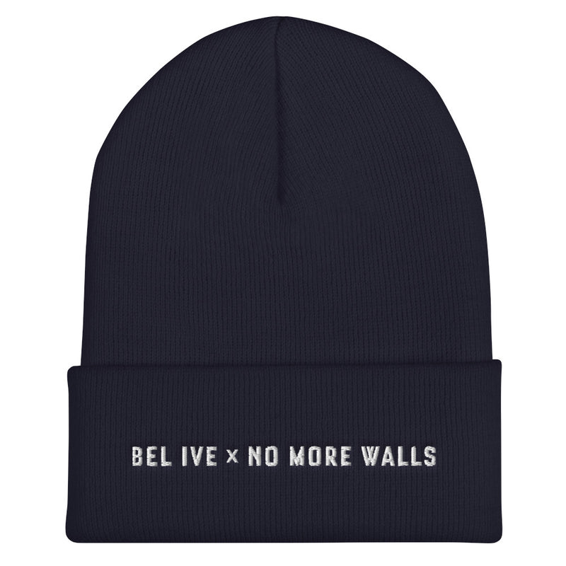 Berlin '89 ✗ No More Walls – Cuffed Beanie