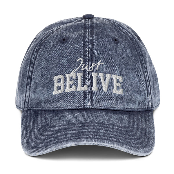Just BEL IVE – Vintage Cap