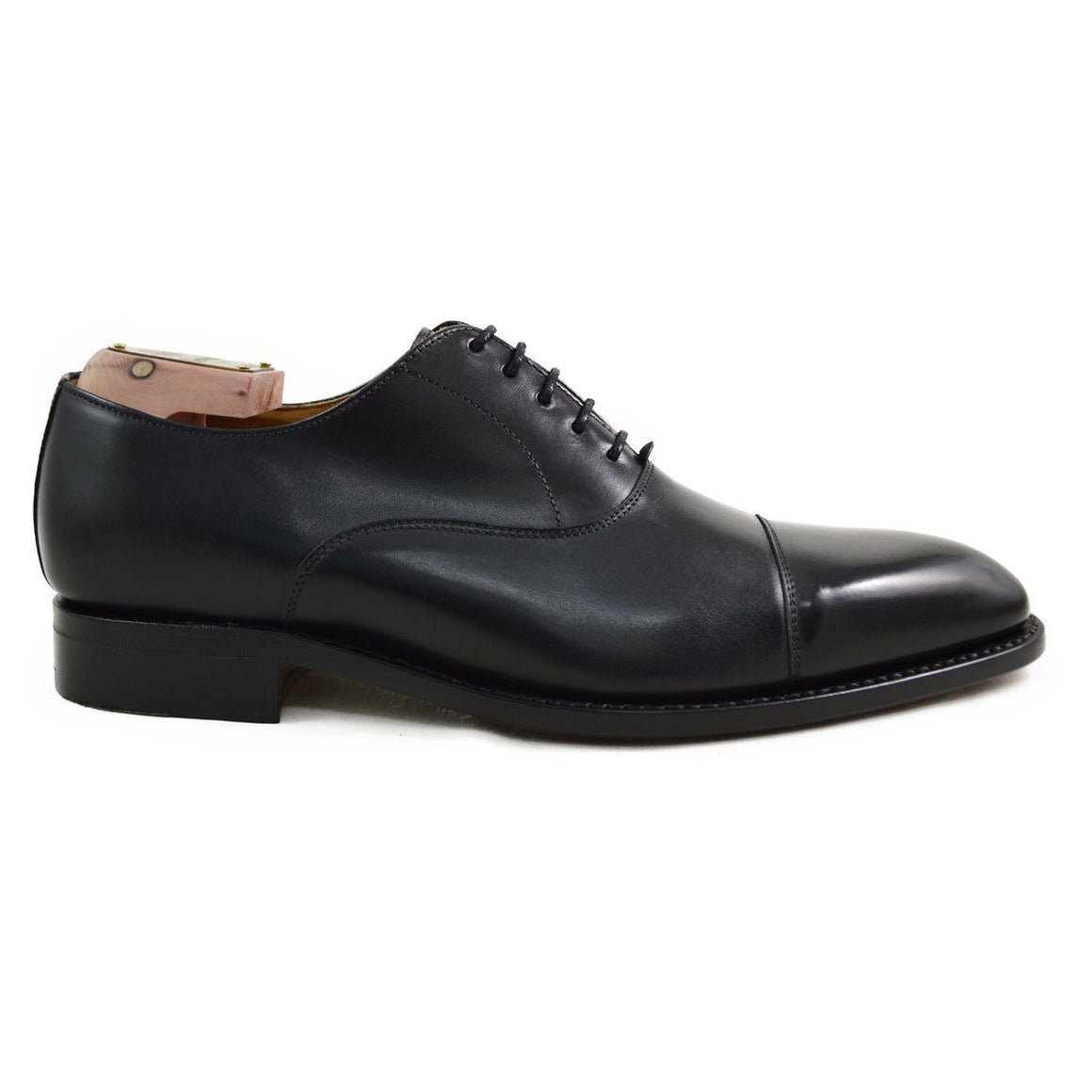 Berwick 1707 Straight Cap Oxford