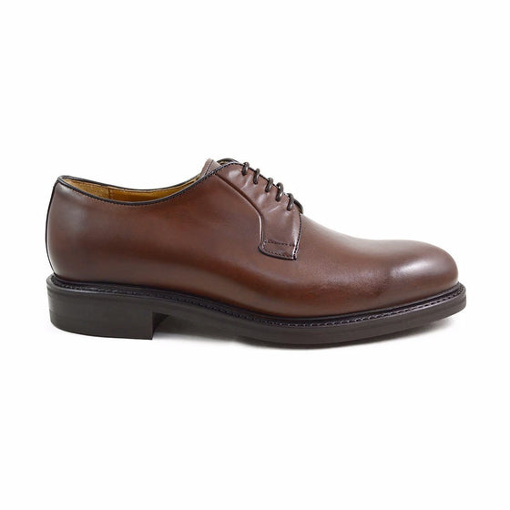 Berwick 1707 Plain Derby Shoe