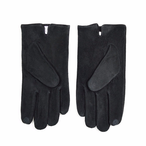DENTS TRURO Touchscreen Suede Driving Gloves - Black XL Only