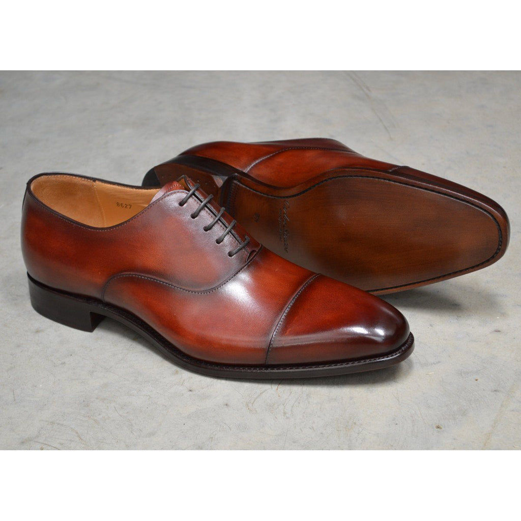 Carlos Santos Oxford in Bairrada Patina