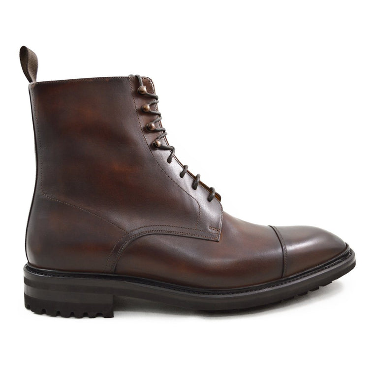 Carlos Santos Jumper Boot in Guimaraes Patina - 7.5F