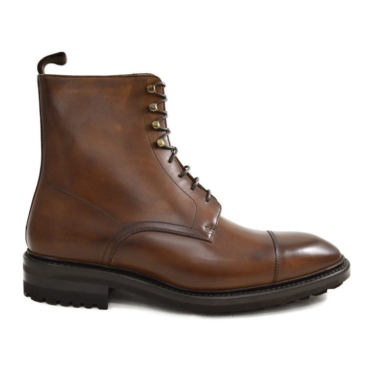 Carlos Santos Jumper Boot in Algarve Patina
