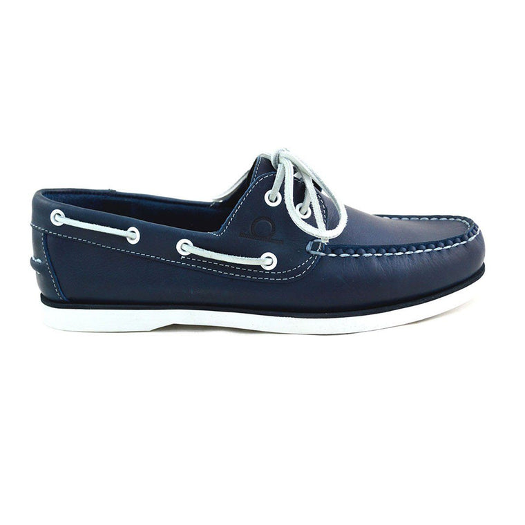 Chatham DOCKSIDER II G2 HANDSTITCHED DECK SHOES - NAVY
