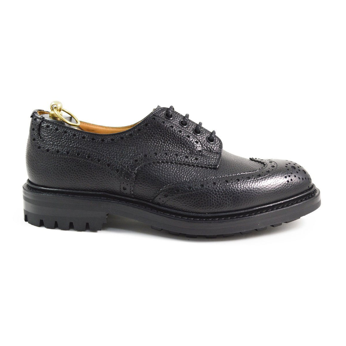 Trickers ILKLEY - Black