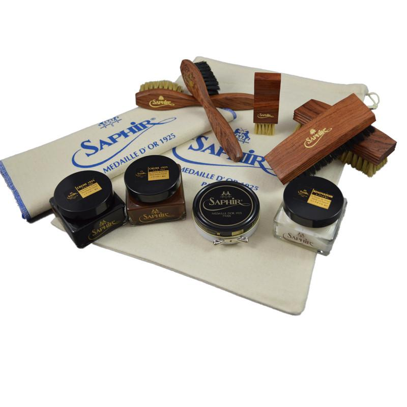 Saphir Shoe Care Kit Uk