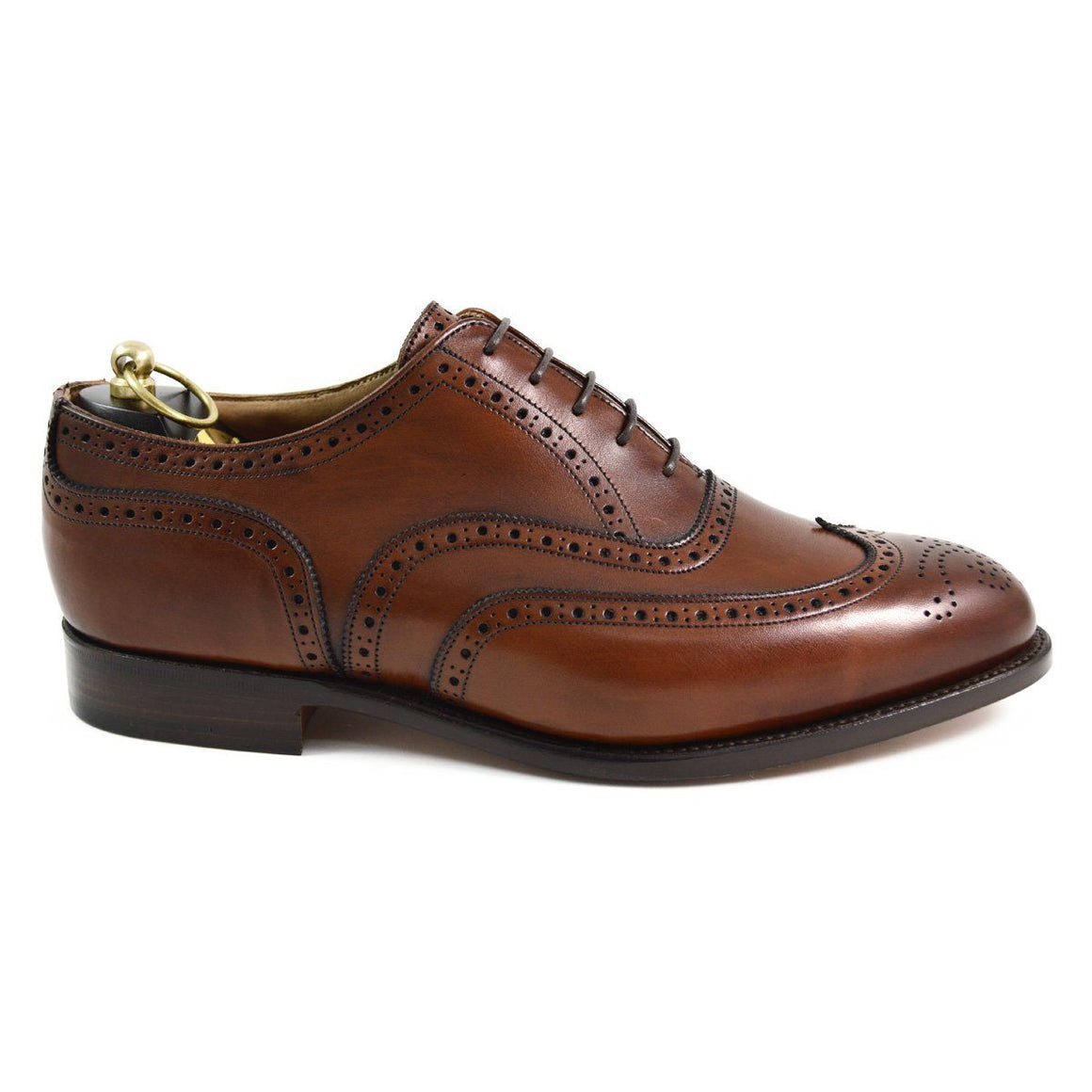 Trickers NORFOLK - Chestnut