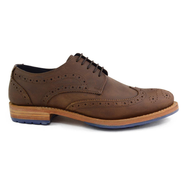 Chatham BUCKINGHAM Brogue Antique Brown