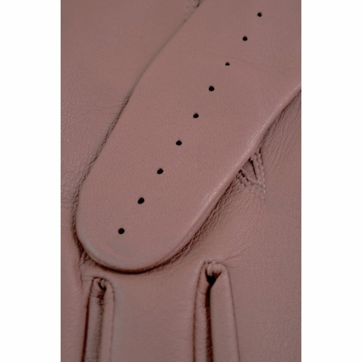 English leather driving gloves - Dents Cliveden Perforated Leather Driving Gloves English Tan