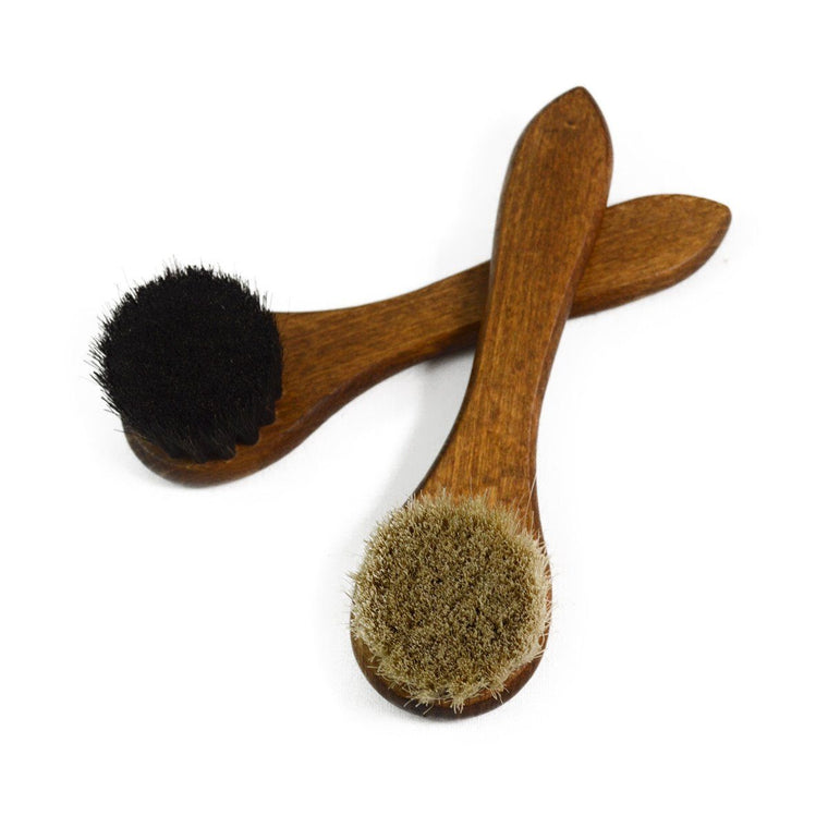 Premium Horsehair Dauber Applicator Brush