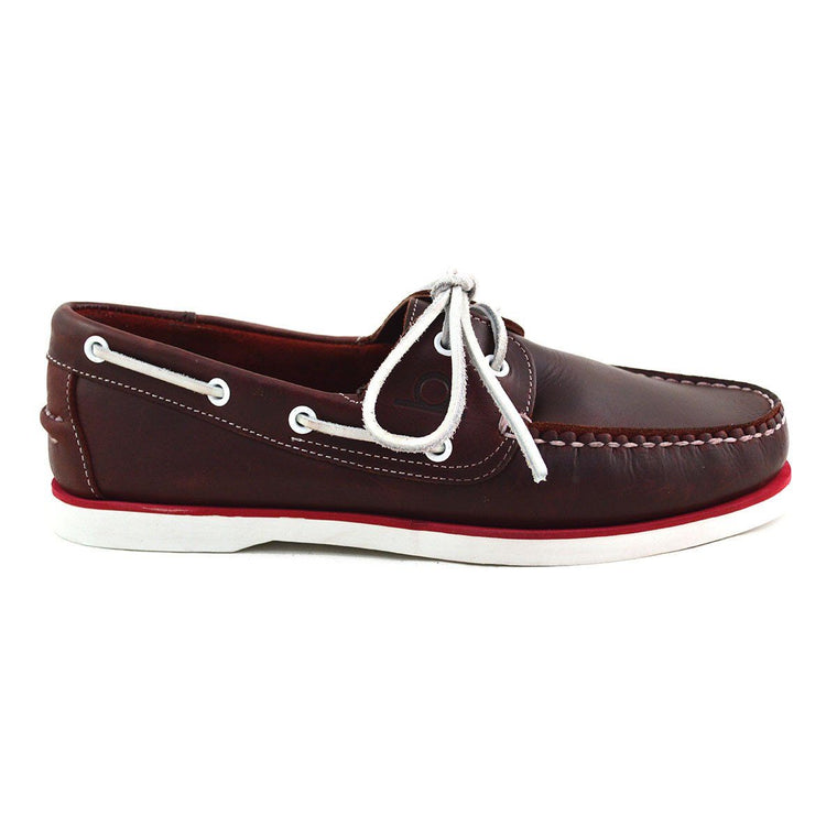 Chatham DOCKSIDER II G2 HANDSTITCHED DECK SHOES - RED