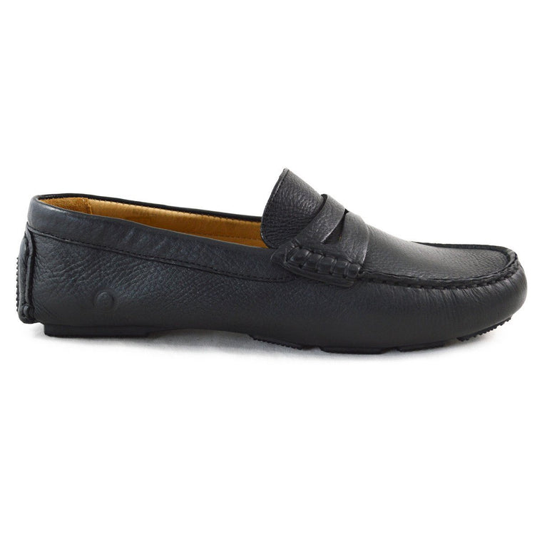 Chatham Escape Driving Shoes - Black