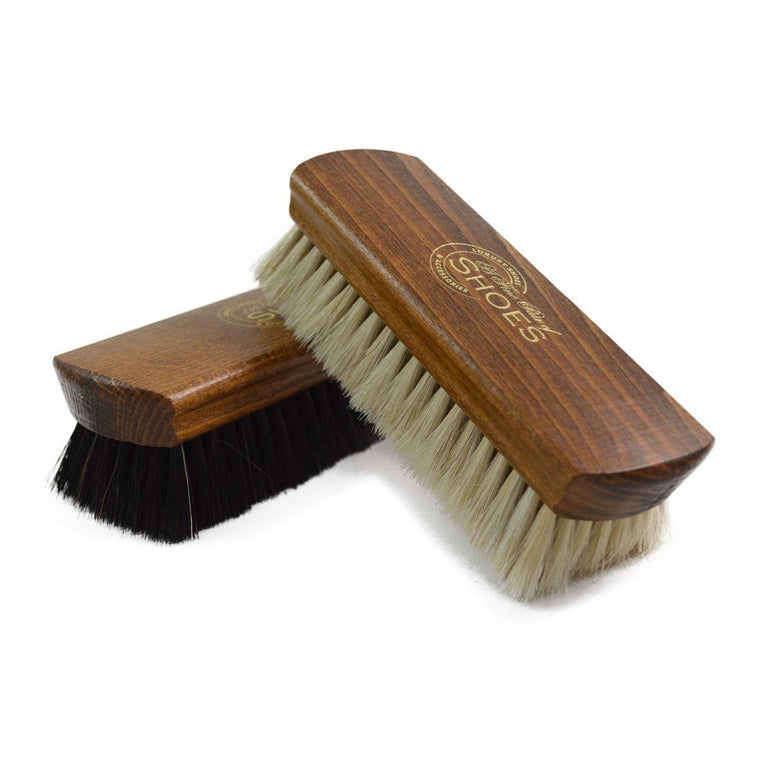 Premium Horsehair Polishing Brush