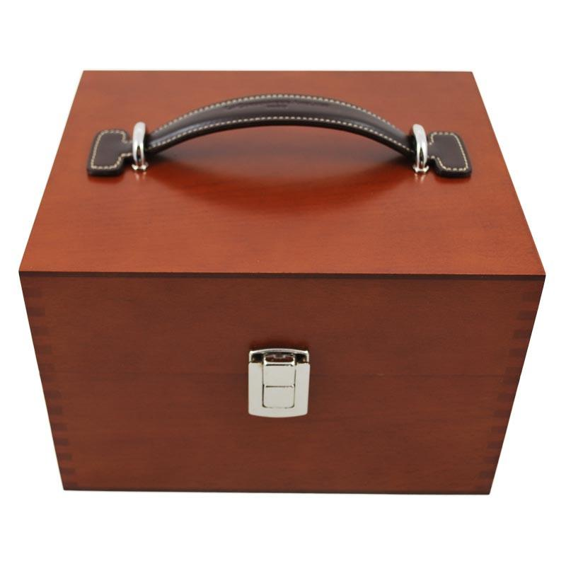 La Cordonnerie Anglaise Groom Valet Box - Rosewood