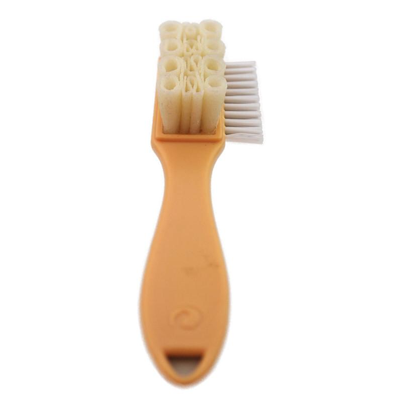Saphir Microfibre and Nubuck Brush