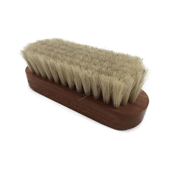 La Cordonnerie Anglaise - Mini Horsehair Polishing Brush
