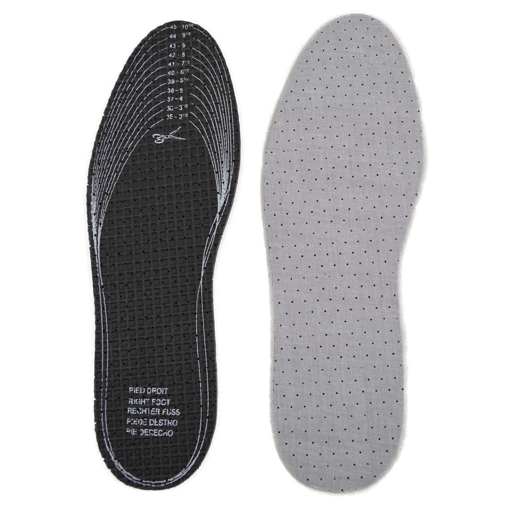 Saphir Multi-Size Charcoal Insoles
