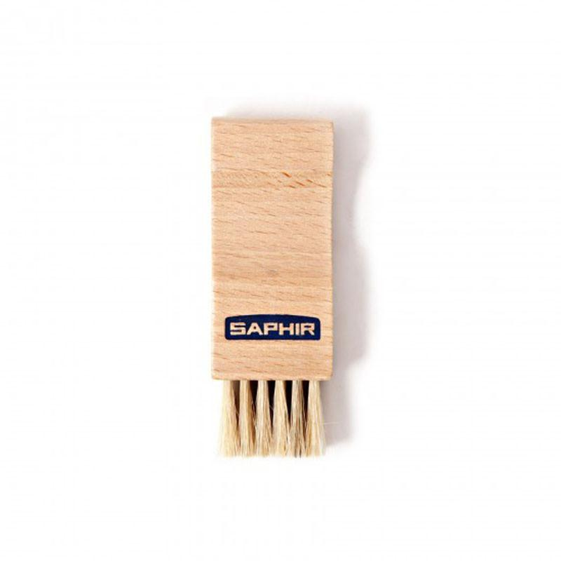 Saphir Softwood Pommadier Brush