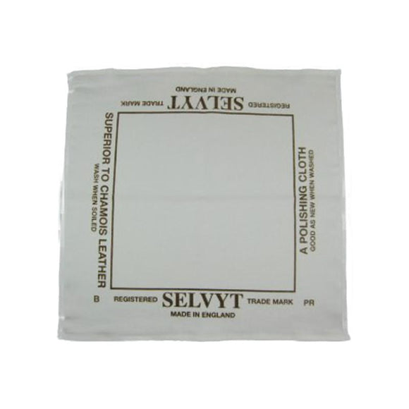 Selvyt PR Heavyweight Polishing Cloth