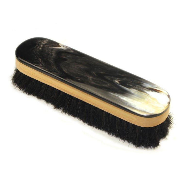 ABBEYHORN Large Shoe Polishing Brush