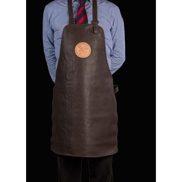 La Cordonnerie Anglaise Leather Shoeshine Apron