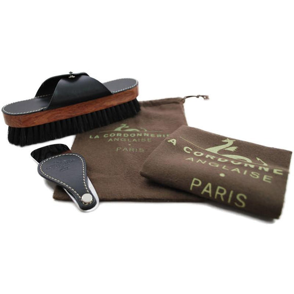 La Cordonnerie Anglaise - Traveller Brush Kit