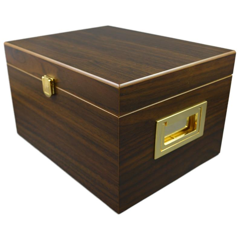 Presentation Valet Box - Walnut