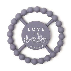 Happy Teether - Love is Love