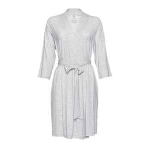 Athletic Heather Mommy Robe