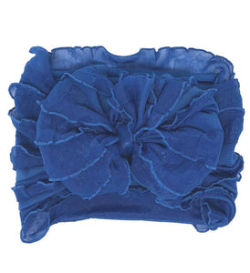 Royal Ruffle Headband